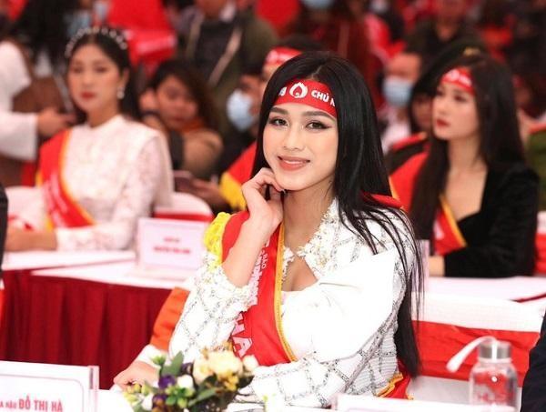 Nhiều Hoa hậu, Á hậu, cầu thủ, nghệ sĩ nổi tiếng hưởng ứng Chủ nhật đỏ 2021 ảnh 2