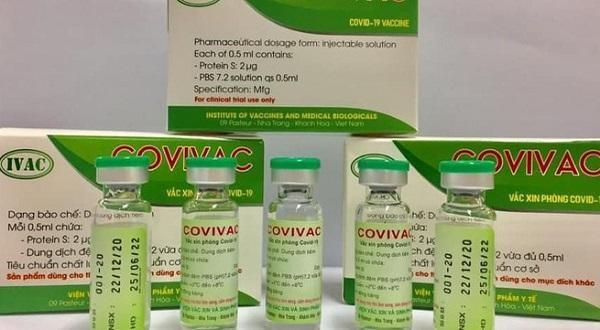 Tuyển tình nguyện viên tiêm thử nghiệm vaccine Covid-19 thứ hai do Việt Nam sản xuất ảnh 1