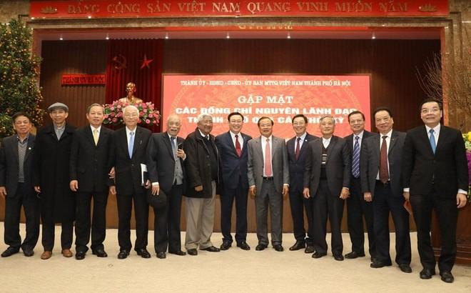 Hà Nội đăng ký với Bộ Chính trị 3 việc lớn trong năm 2021 ảnh 1