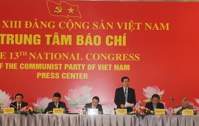 1.587 đại biểu dự đại hội XIII của Đảng, 17% có trình độ tiến sĩ trở lên, người trẻ nhất 34 tuổi ảnh 1