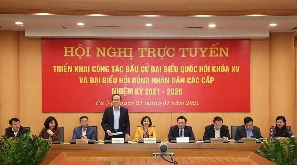 Hà Nội: Đề nghị không giới thiệu người sa sút phẩm chất đạo đức ứng cử ĐBQH, HĐND ảnh 3