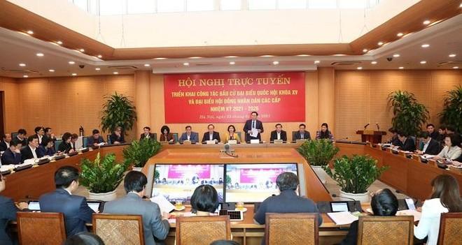 Hà Nội: Đề nghị không giới thiệu người sa sút phẩm chất đạo đức ứng cử ĐBQH, HĐND ảnh 2