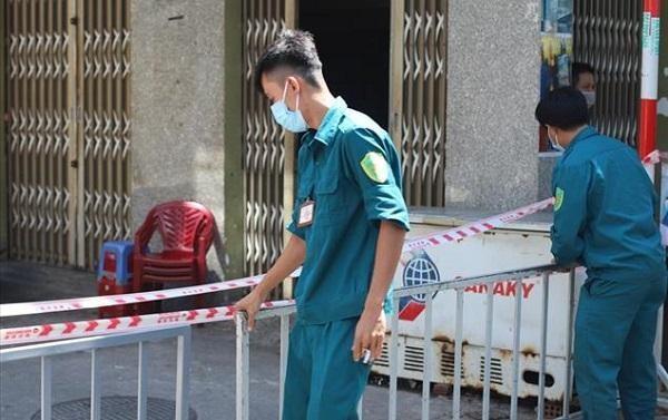 24 ca F1 ở Hà Nội tiếp xúc gần với bệnh nhân Covid-19 trong cộng đồng tại Hải Dương xét nghiệm âm tính ảnh 1