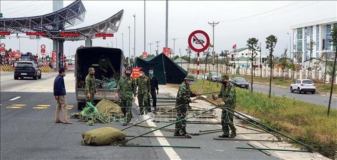 Quảng Ninh đã rà soát trên 5.700 trường hợp từ F1 đến F4 của các bệnh nhân Covid-19 ảnh 1