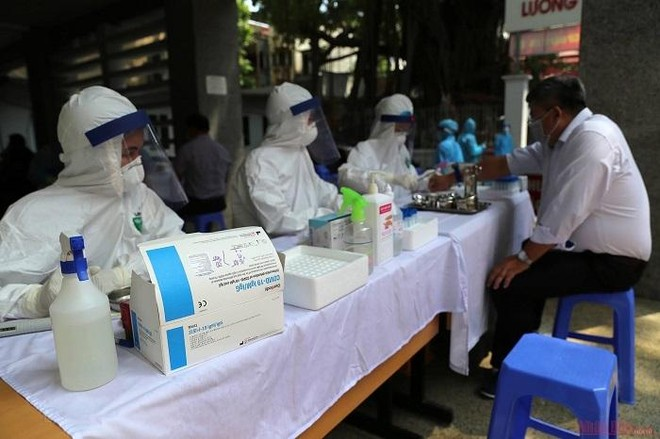 Hà Nội đã xét nghiệm 1.400 người đi về Chí Linh và Vân Đồn, có thêm 1 ca nghi ngờ ảnh 1