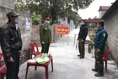 Hà Nội: Huyện Mê Linh có ca Covid-19 đầu tiên, đi giao hàng cho bệnh nhân ở Đông Anh ảnh 1