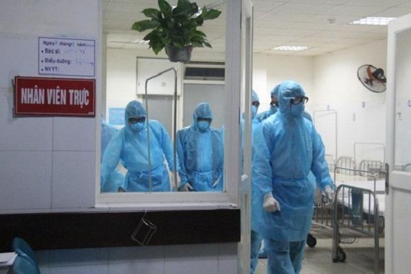 Hà Nội có ca thứ 27 mắc Covid-19 ở Cầu Giấy, mới điều trị tiểu đường ở Bệnh viện Hà Đông ảnh 1