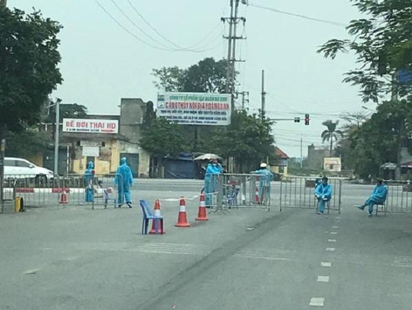 Ổ dịch mới nhất ở huyện Kim Thành - Hải Dương thêm 6 ca Covid-19 ảnh 1