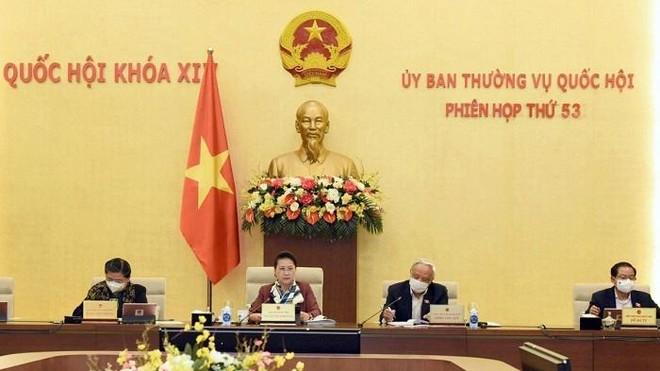 Quốc hội sẽ kiện toàn một số chức danh lãnh đạo bộ máy Nhà nước vào cuối tháng 3 ảnh 1