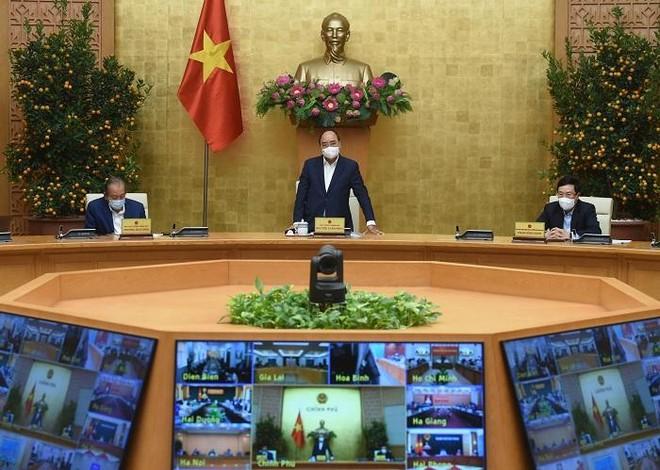 Thủ tướng: Giao các địa phương quyền phong tỏa nhưng không được để ách tắc hàng hóa, nông sản ảnh 1