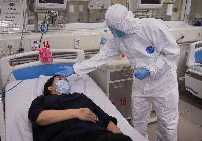 Hà Nội: Một bệnh nhân Covid-19 tái dương tính sau khi xuất viện 3 ngày ảnh 1