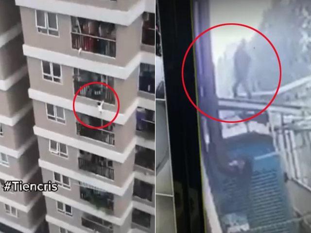 Bí thư Thành ủy Hà Nội gửi Thư khen người hùng cứu cháu bé rơi từ tầng 12 của chung cư ảnh 1