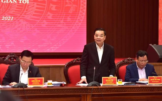Bí thư Thành ủy Hà Nội: Chuyển sang tự chủ nhưng phải để văn nghệ sĩ sống được bằng nghề ảnh 1