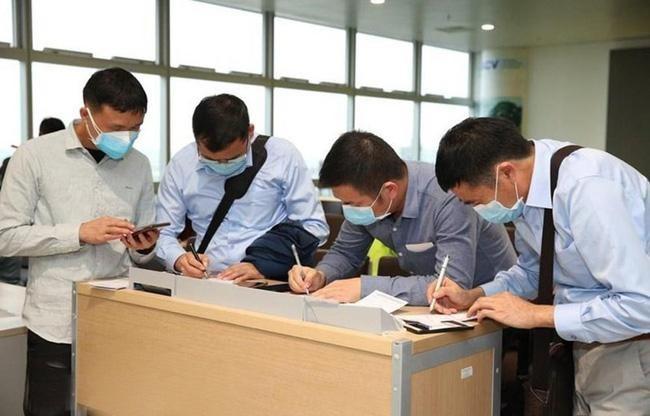 Từ 3-3, người từ 4 huyện sau của tỉnh Hải Dương về Hà Nội phải cách ly đủ 14 ngày ảnh 1