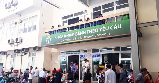 Nóng: Bệnh viện Bạch Mai tăng giá khám bệnh theo yêu cầu hơn gấp đôi, Bộ Y tế lập tức chấn chỉnh ảnh 1