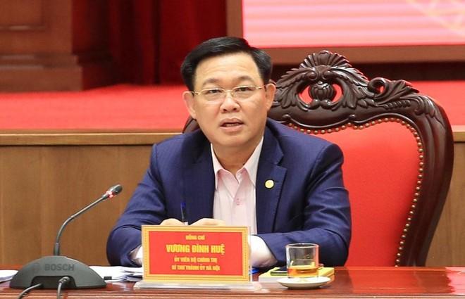 Hà Nội dự kiến thông qua 10 chương trình công tác lớn trong tuần sau ảnh 2