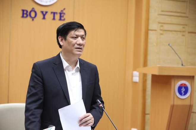Bộ trưởng Nguyễn Thanh Long: Hải Dương sẽ tiêm vaccine Covid-19 đầu tiên, Bộ Y tế tiêm đợt sau ảnh 1