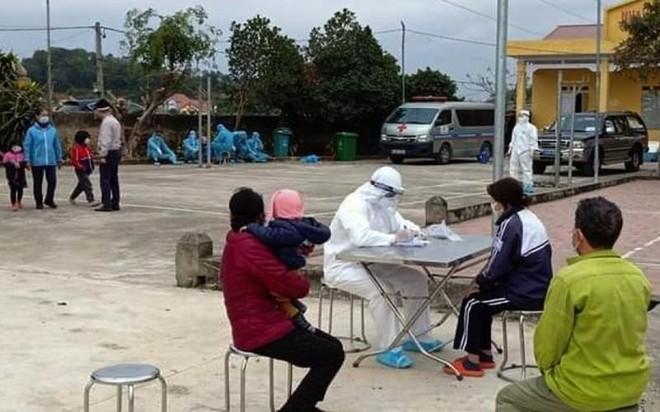 Hải Dương thêm 6 người mắc Covid-19, 3 ở Kim Thành và 3 ở Kinh Môn ảnh 1