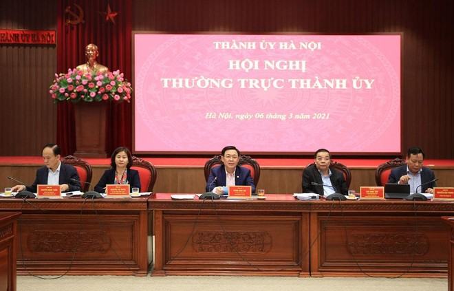 Hà Nội dự kiến thông qua 10 chương trình công tác lớn trong tuần sau ảnh 1