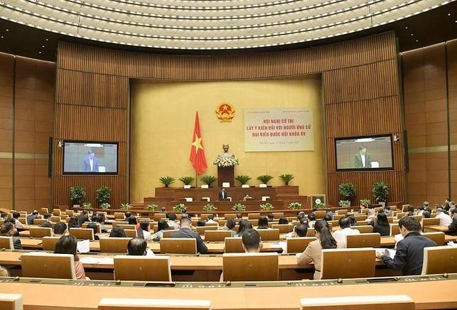 Đảng đoàn Quốc hội giới thiệu 86 người ứng cử đại biểu Quốc hội chuyên trách ở Trung ương ảnh 1