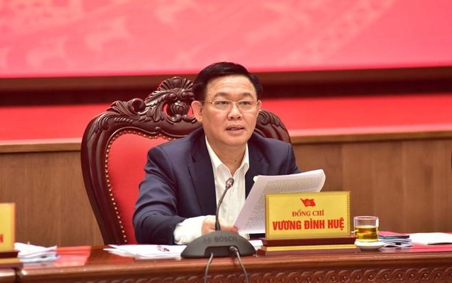 Hà Nội: Không có doanh nghiệp nào tác động Đồ án quy hoạch đô thị hai bên sông Hồng ảnh 1