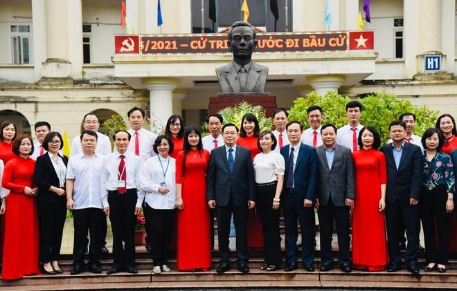 Bí thư Thành ủy Hà Nội Vương Đình Huệ: Văn hóa, thương hiệu chính là sức mạnh mềm ảnh 2