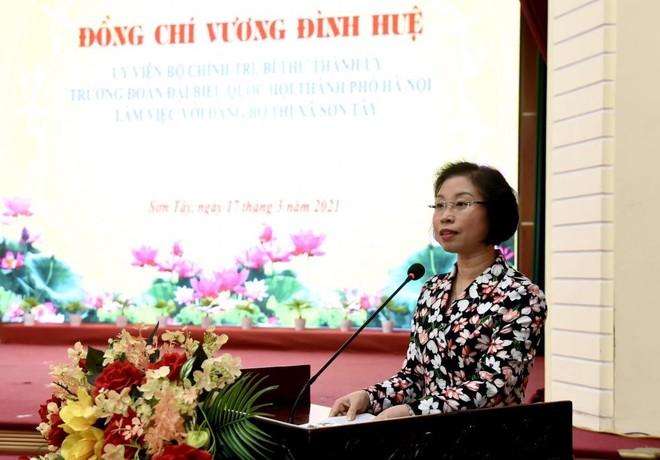 Đề xuất thành lập thành phố Sơn Tây trực thuộc Hà Nội ảnh 2