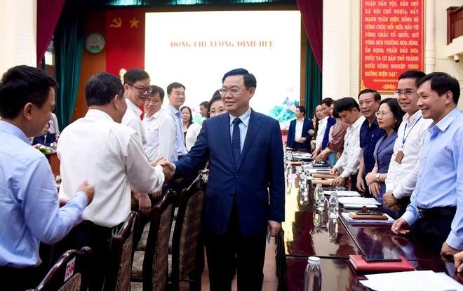 Đề xuất thành lập thành phố Sơn Tây trực thuộc Hà Nội ảnh 1