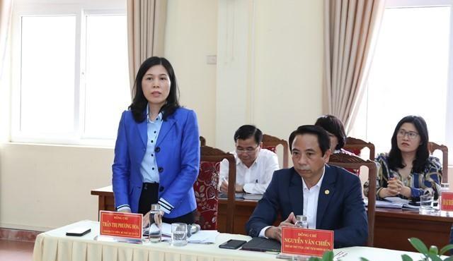 Bí thư Thành ủy Hà Nội: Quận Cầu Giấy sẽ đứng ở top đầu thành phố ảnh 2