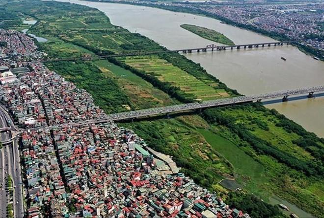 Quy hoạch sông Hồng: Đưa sông Hồng chảy giữa Hà Nội, đảm bảo đời sống cho hàng trăm nghìn dân ảnh 1