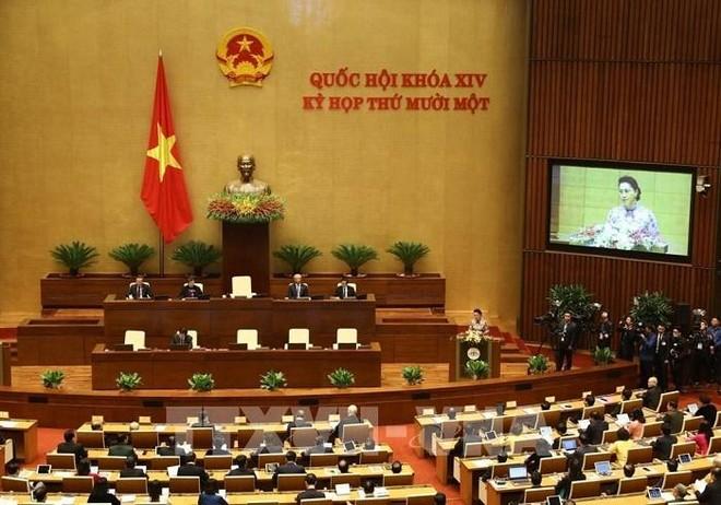 Quốc hội giám sát đến cùng, các trưởng ngành khó có thể né tránh trách nhiệm ảnh 1