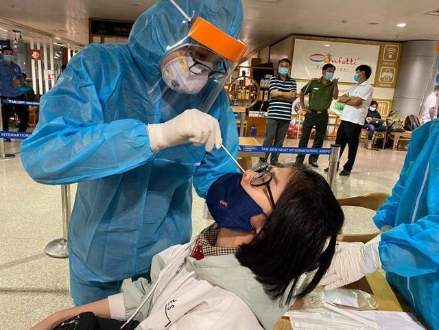 Hai mẹ con ở huyện Kim Thành, Hải Dương mắc Covid-19 sau gần một tháng cách ly ảnh 1
