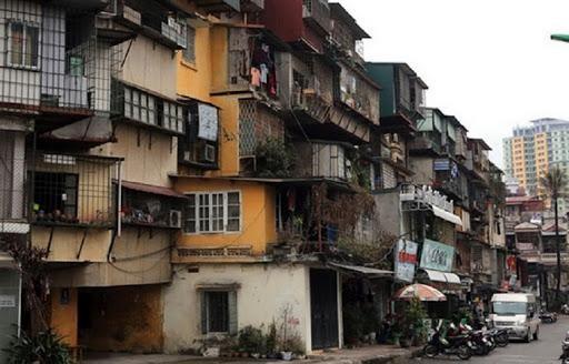 Hà Nội sẽ bàn chủ trương về cơ chế, chính sách đặc thù để cải tạo chung cư cũ ảnh 1