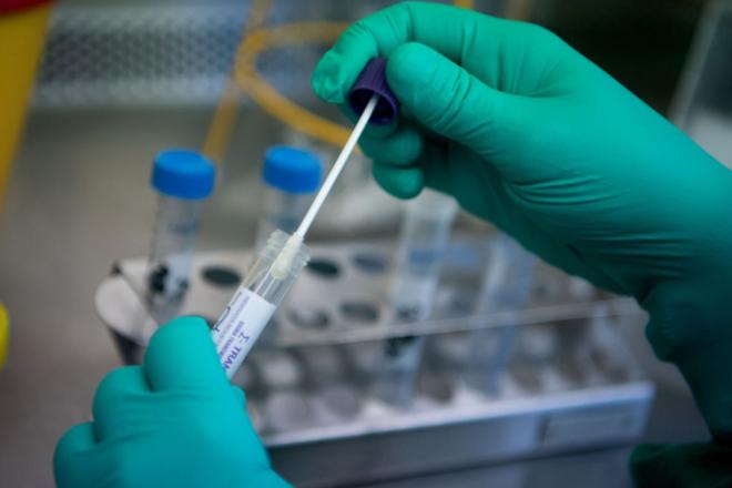 Nóng: Hà Nội phát hiện một ca nghi mắc Covid-19 do đi khám ở Bệnh viện Hà Đông ảnh 1