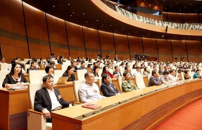 Đại tướng Tô Lâm phân tích những tư duy, nhận thức mới về bảo vệ an ninh quốc gia ảnh 2