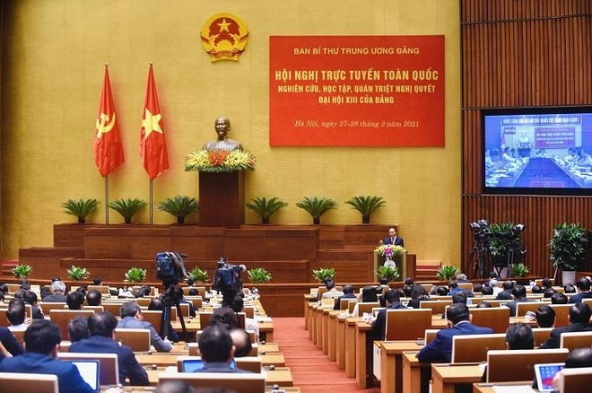 Thủ tướng: Việt Nam cần tăng trưởng cao trong mấy thập kỷ liền như Hàn Quốc, Nhật Bản, Trung Quốc ảnh 1