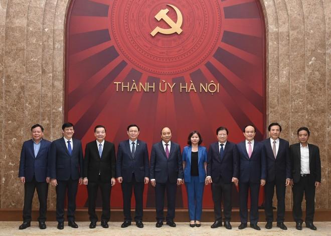 """Thủ tướng Nguyễn Xuân Phúc: Câu """"Hà Nội không vội được đâu"""" không còn được nhắc tới nữa ảnh 4"""