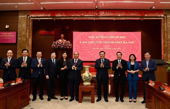 """Thủ tướng Nguyễn Xuân Phúc: Câu """"Hà Nội không vội được đâu"""" không còn được nhắc tới nữa ảnh 2"""