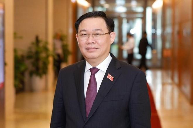 Ông Vương Đình Huệ được giới thiệu để bầu làm Chủ tịch Quốc hội ảnh 1