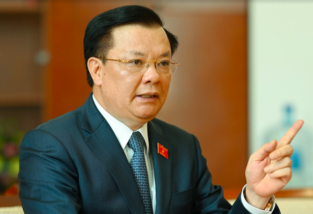Đồng chí Đinh Tiến Dũng làm Bí thư Thành ủy Hà Nội ảnh 1