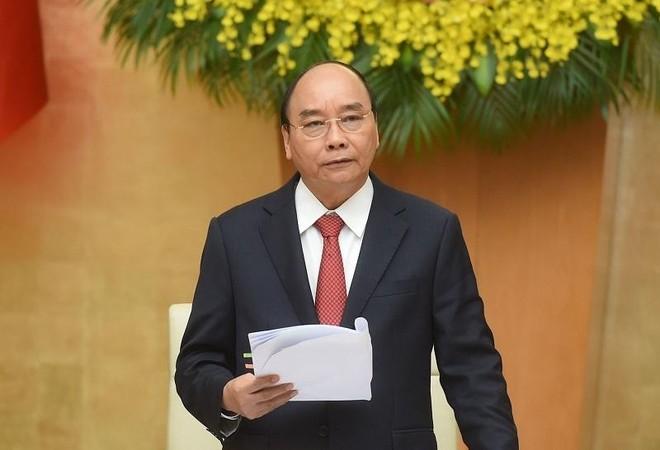 Ông Nguyễn Xuân Phúc được đề cử để Quốc hội bầu làm Chủ tịch nước ảnh 1