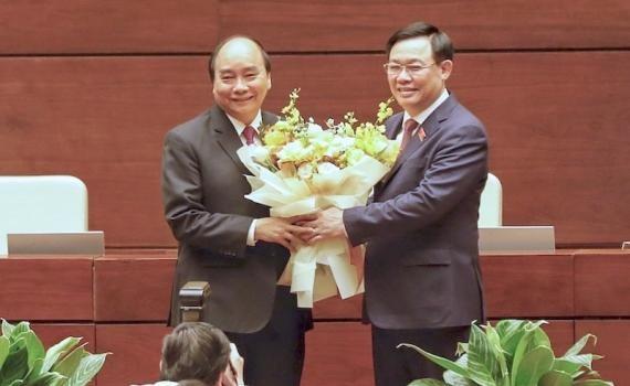 Quốc hội chính thức miễn nhiệm Thủ tướng Nguyễn Xuân Phúc ảnh 1