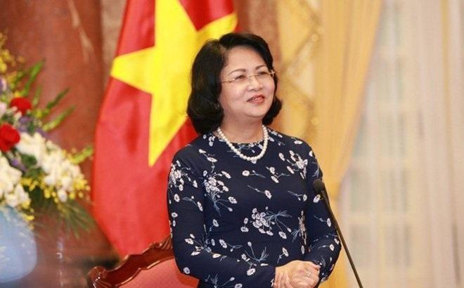 Miễn nhiệm Phó Chủ tịch nước Đặng Thị Ngọc Thịnh và Tổng Kiểm toán nhà nước ảnh 1