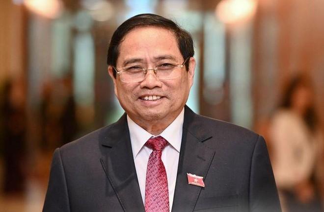 Ông Phạm Minh Chính được giới thiệu để Quốc hội bầu làm Thủ tướng Chính phủ ảnh 1