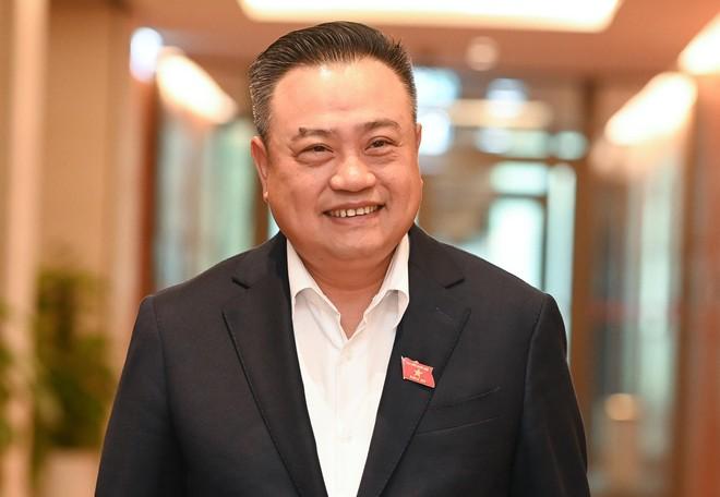 Ông Trần Sỹ Thanh được giới thiệu bầu làm Tổng Kiểm toán Nhà nước ảnh 1