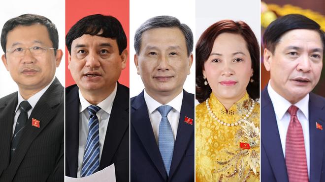 Các ông Nguyễn Đắc Vinh, Bùi Văn Cường… được đề cử để bầu Ủy viên Ủy ban Thường vụ Quốc hội ảnh 1