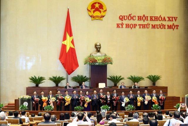 Các ông Lê Minh Khái, Lê Văn Thành giữ chức Phó Thủ tướng ảnh 1