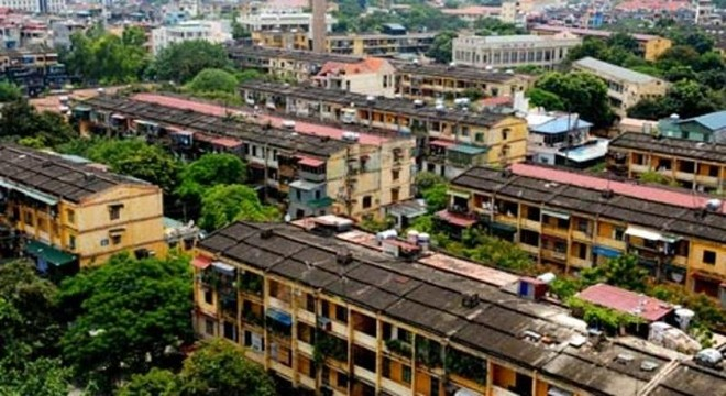 Bí thư Thành ủy Hà Nội Đinh Tiến Dũng chỉ đạo về việc cải tạo, xây mới chung cư cũ ảnh 1