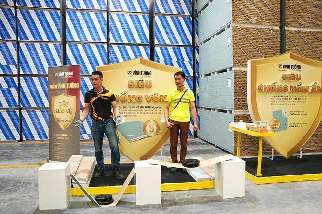 Saint-Gobain Việt Nam ra mắt sản phẩm có thể thanh lọc không khí đến 85% ảnh 2