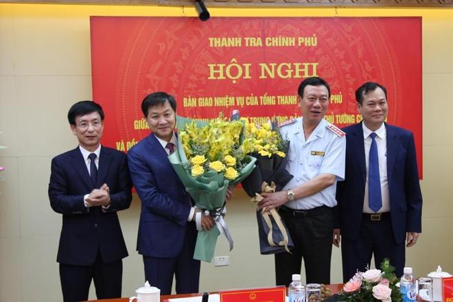 """Tân Tổng Thanh tra Chính phủ Đoàn Hồng Phong hứa sẽ mang tinh thần """"thiết diện, vô tư"""" ảnh 1"""